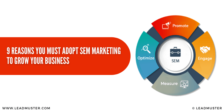 Why Must Businesses Adopt SEM Marketing In 2020-21